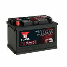 Yuasa YBX3086 12V 76Ah Batterie