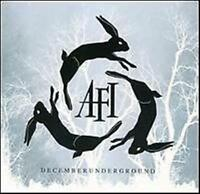 AFI Decemberunderground CD NEW
