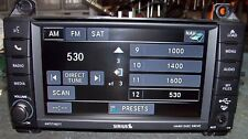 2013 CHRYSLER/DODGE/JEEP MyGig RHB 430N Navigation Radio Sirius CD Player