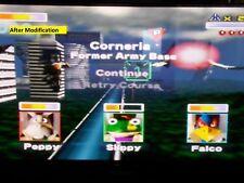 Nintendo modded N64 Gamecube & SNES Pal AV Lead Brightness issue solved.