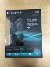 Logitech H800 Wireless Bluetooth Headset for PC, Smartphones & Tablets