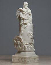 ARES MARS Greek God of War Alabaster Statue Sculpture Figure Handmade 6.69΄΄