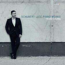 Franz Schubert - Late Piano Works  Yoon Chung piano [CD]