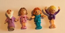 Vintage Polly Pocket Bundle Of Figures