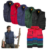 Result Work Guard Heavyduty Lance Bodywarmer Workwear Gilet S - 3XL - RS127