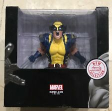 BUSTO MARVEL LOBEZNO WOLVERINE 2018 COLLECTION BUST NEW NUEVO ALTAYA