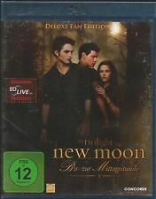 Die Twilight Saga New Moon - Bis(s) zur Mittagsstunde - Deluxe Edition / Blu-Ray