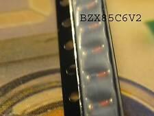 BZX85C6V2 Zener Diode 6.2V 1W 35mA Mini Helf SMD  Fairchild SC   5pcs