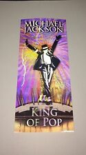 Michael Jackson This Is It Tour concert # 1 ticket King Of Pop 6/13/09.