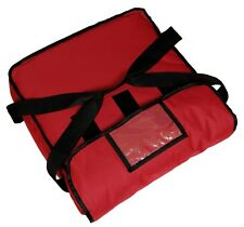 """EXTRA WARM WITH SUPER INSULATION  PIZZA / TAKEAWAY DELIVERY BAG / 17""""x17""""x6"""""""