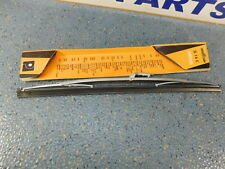 "Triumph  Hillman  Ford  Mazda Morris   14"" Wiper Blade  Stainless 1/4"" tang"