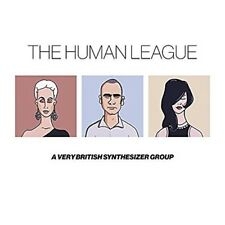 HUMAN LEAGUE Anthology A Very British Synthesizer 2CD NEW
