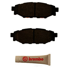 Disc Brake Pad Set-Brembo Rear WD Express 520 11140 253