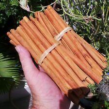 5 grand baton de CANNELLE environ 18cm de Madagascar ss courdamine CINAMON  ZC2