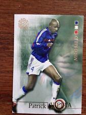 2004 Futera World Football Soccer Card- France PATRICK VIEIRA Mint