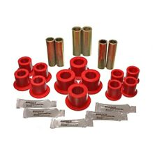 Energy Suspension 4.2150R Leaf Spring Bushing Set Rear For 98 Ford F-250 NEW