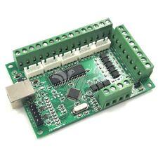 MACH 3 CNC Breakout scheda di interfaccia USB 100KHz 5-Axis Driver Controller di movimento # T