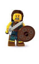LEGO Minifigures / Minifiguras 8827 - SERIES 6 - Highland Battler (NEW)