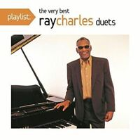 Ray Charles - Playlist: The Very Best Ray Charles Duets [New & Sealed] CD
