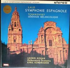 Lalo Symphonie Espagnole  Kogan EMI SAX 2329 by Testament MINT LP Album