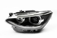 BMW 1 Series F20 11-14 LHD LED DRL Bi-Xenon Headlight Left Passenger Near Side
