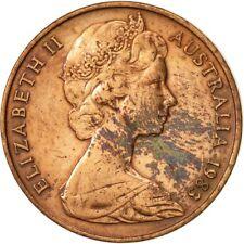 [#468814] Australie, Elizabeth II, 2 Cents, 1983, TTB, Bronze, KM:63