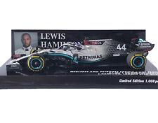 Minichamps 410200044 Mercedes-AMG W11 EQ Lewis Hamilton Launch Spec F1 2020 1:43
