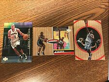 1998-2000 UpperDeck Hardcourt Tim Duncun 3 Piece Card Lot
