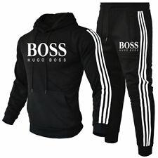 2021 Herren 2Pic Jogging Anzug Sweatshirt Hosen Trainingsanzug Sportanzug DE