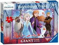 Ravensburger Disney Frozen 2, 60 piece Giant Floor Jigsaw Puzzle for Kids age 4