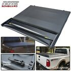 FIT FOR FORD F250/F350/F450 99-2017 LOCK 4- FOLD TONNEAU COVER 6.8 FT SHORT BED