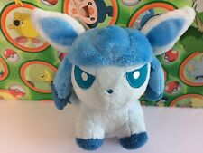 Pokemon Center Japan Plush Glaceon Pokedoll 2008 stuffed soft figure toy leafeon