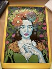 Chuck Sperry Primavera Art Print Poster GOLD VARIANT Edition Signed xx/20
