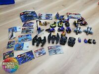 LEGO - Super Heroes - X16+ SUPERHEROES POLY PACK COLLECTION - 6865 3031 30271 +
