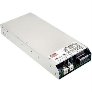 MeanWell RSP-2000-48 2000W 48V 42A Industrielles Netzteil