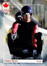 1992 Canadian Olympic Hopefuls #102 Chris Sudo