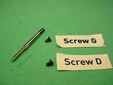 "1.8 mm threading tap for Pocher Lamborghini Aventador ""D"" & ""G"" screws"