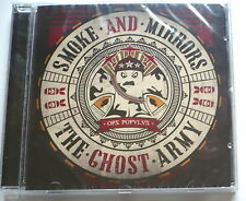 THE GHOST ARMY - Smoke and mirrors - CD > NEW!