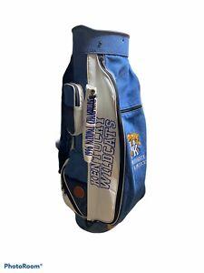 vintage University of Kentucky Rick Pitino Golf Bag 1996 NCAA Championship