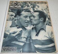 BUT & CLUB MIROIR SPORTS N°581 1956 TOUR FRANCE HASSENDORFER GAUL ADRIAENSSENS