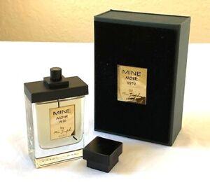 MINE NOIR 1970 By MARC JOSEPH 3.3oz Eau De Parfum Spray For Men**Sealed Box**