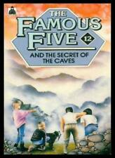 The Famous Five and the Secret of the Caves (Knight Books),Claude Voilier