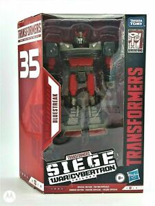 TRANSFORMERS SIEGE WAR FOR CYBERTRON: WFC-S64 BLUESTREAK