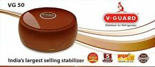 V-Guard VG 50 Voltage Stabilizer for Refrigerator upto 300L (Cherry ) (SMP5)