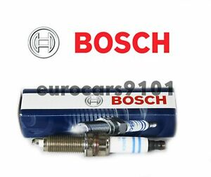 New! BMW X3 Bosch Spark Plug  (Single Plug) 0242145541 12120039664