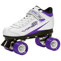 Roller Derby Viper M4 Womens/ Girls Quad Roller Skates  - US 8