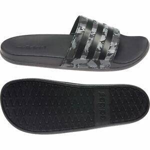 adidas Adilette Comfort Pantolette Sandale Slides CF Hausschuhe Camouflage