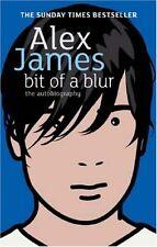 Bit Of A Blur: The Autobiography,Alex James- 9780349119939