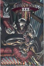Shadowhawk III #1-4  (NM/MT 1st Prints)