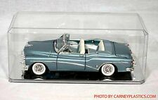 Plastic Model Car or Diecast Display Case 1:18 Diecast